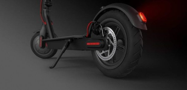 how do electric scooter work